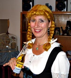 oktoberfest Helga costume